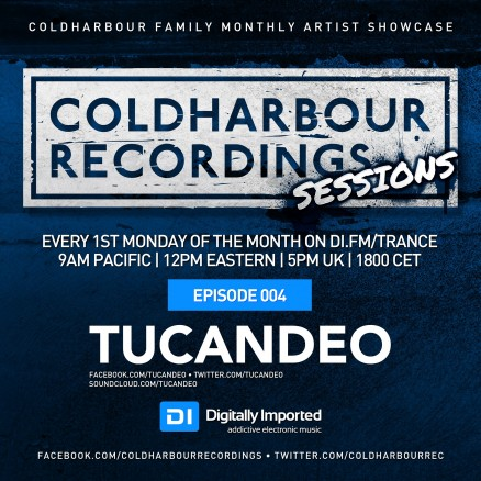 Tucandeo - Coldharbour Sessions