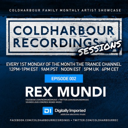 Rex Mundi - Coldharbour Sessions