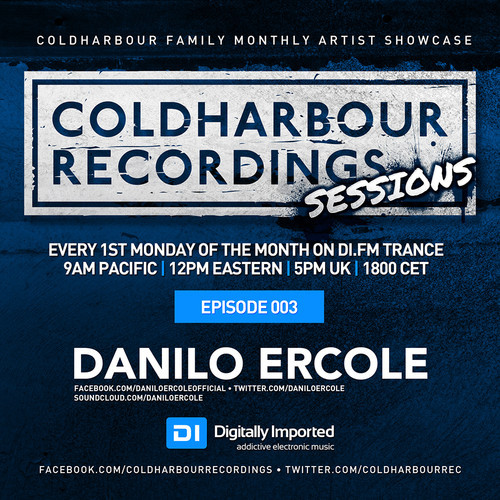Danilo Ercole - Coldharbour Sessions
