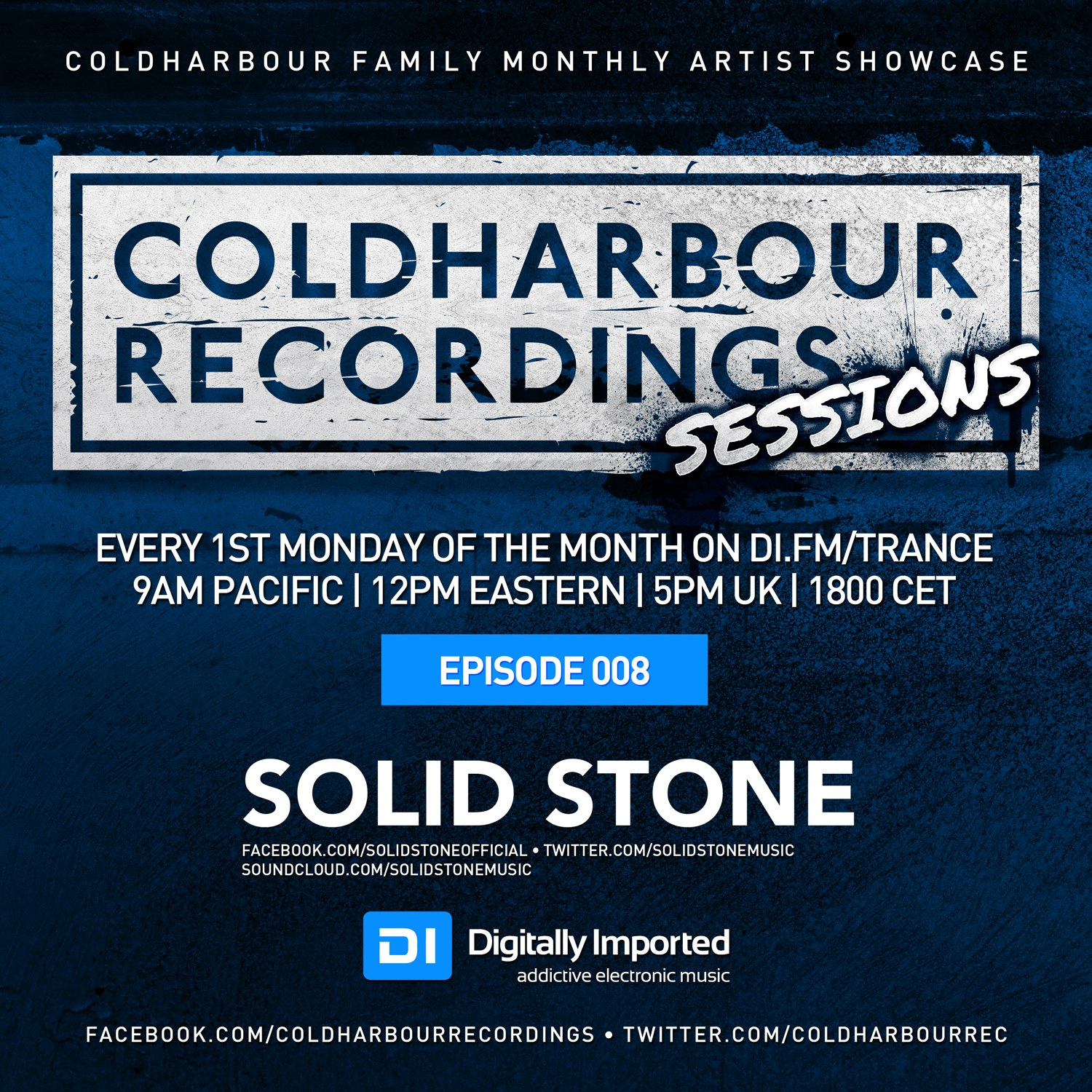 Solid Stone - CLHR Sessions 008