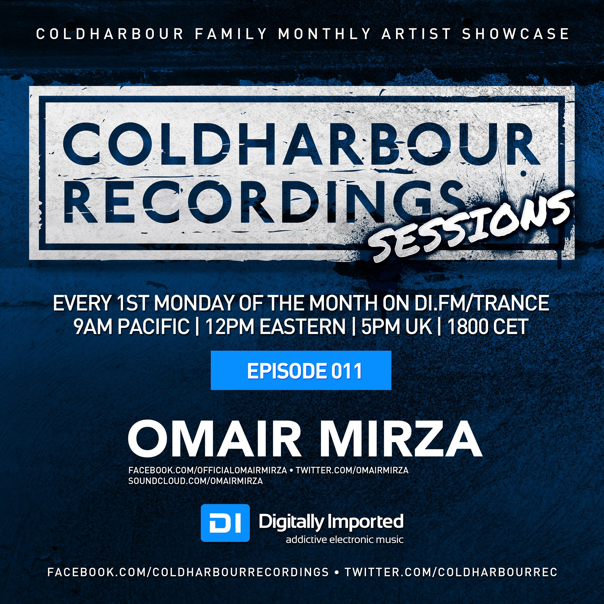 Omair Mirza Coldharbour Sessions