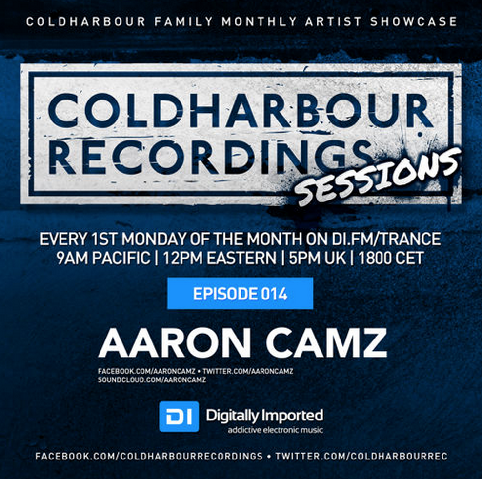 Aaron Camz Coldharbour Sessions 014