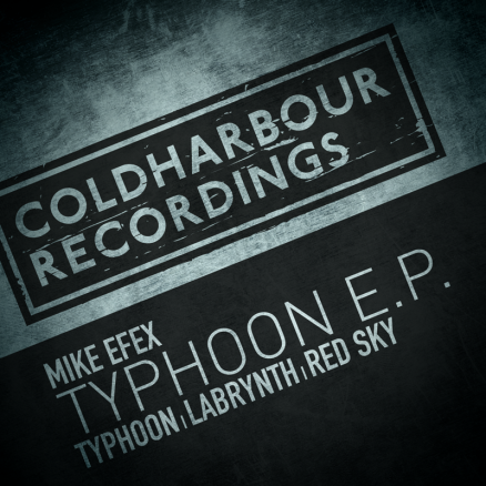 Mike EFEX - Typhoon E.P.