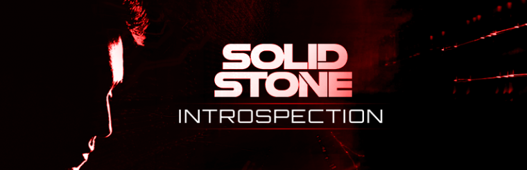 Solid Stone Introspection Website Header