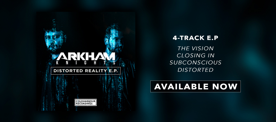Arkham Knights – Distorted Reality E.P.